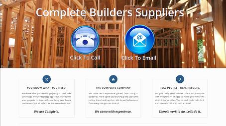 complete builders design